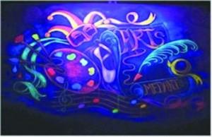 UV malba